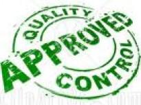 Controle de qualidade e laudos técnicos